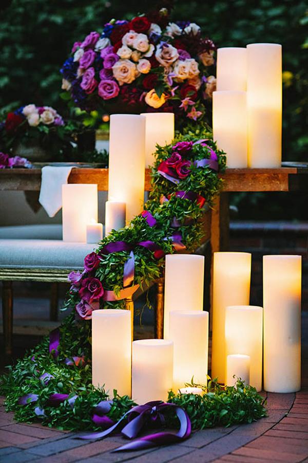 decoração de casamento disney