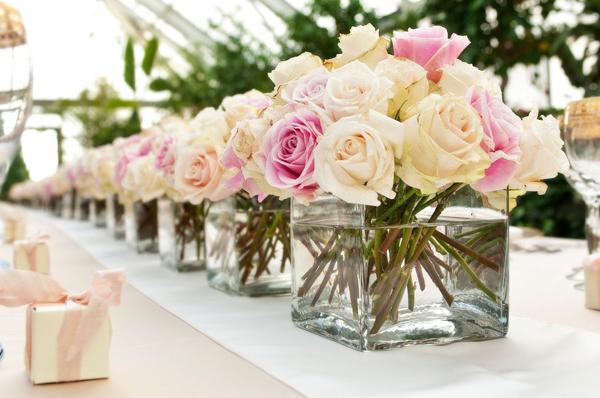 rosas casamento disney