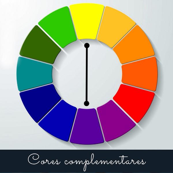 cor e decoração