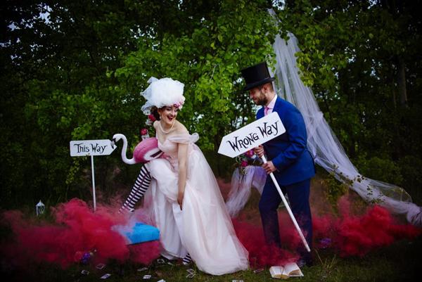 casamento disney figurino