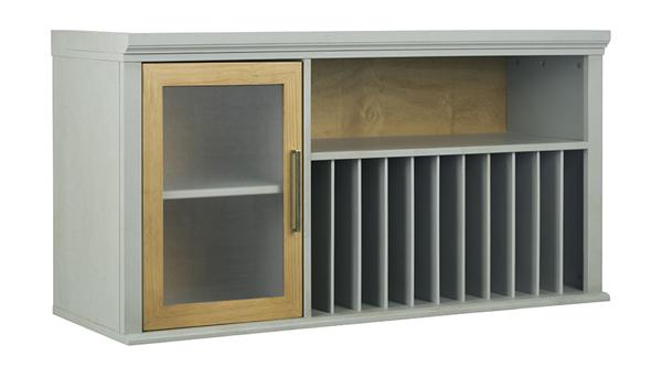 armário aéreo para cozinha em madeira
