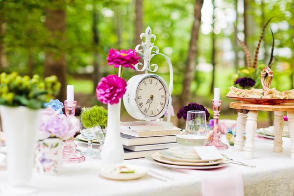 disney casamento decoração