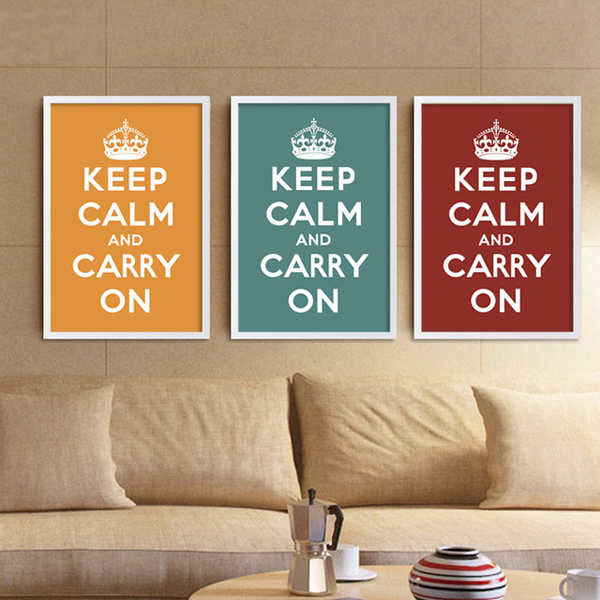 quadros keep calm