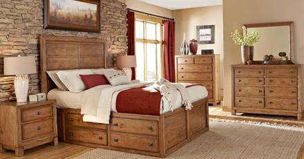 7781caba0 Quarto Rústico – Um quarto cheio de estilo e aconchego! - Blog Casa ...