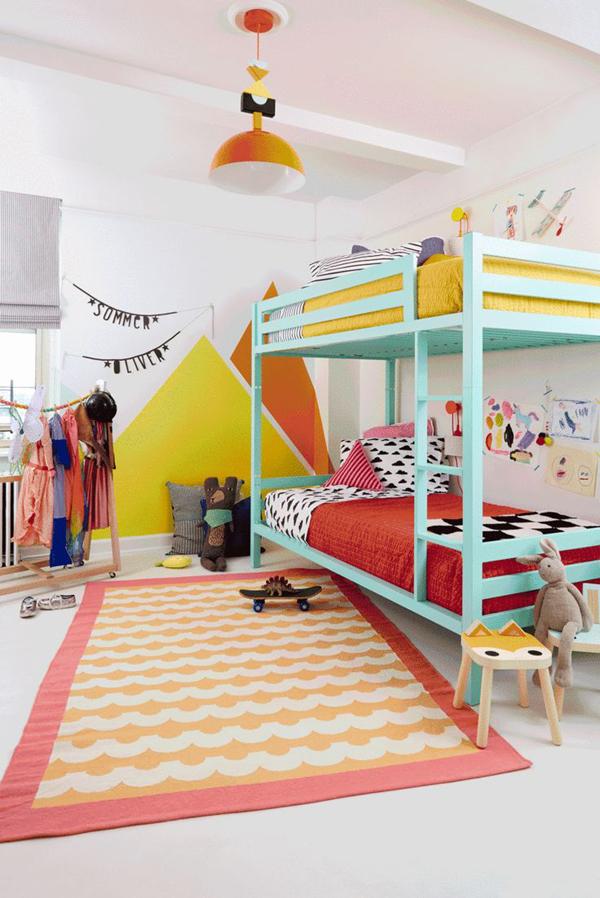 quarto de criança unissex