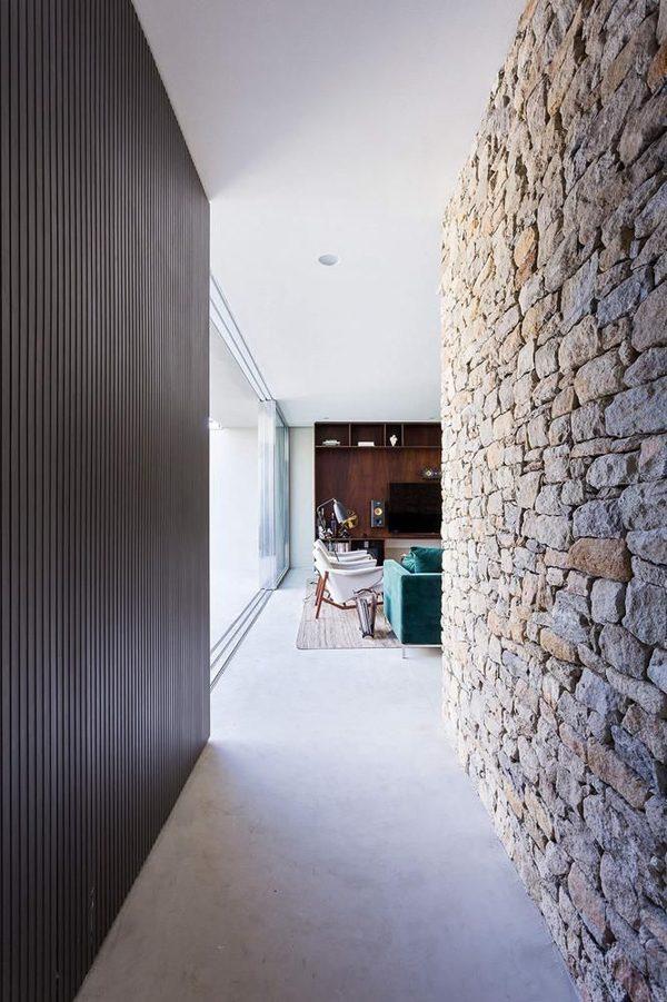 paredes com pedras