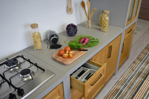 módulos de cozinha