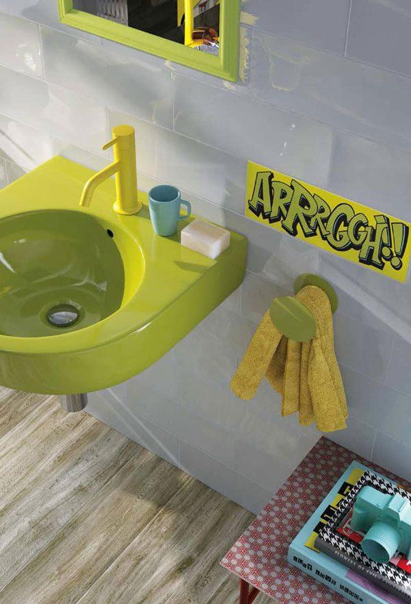 Banheiro Pop Art