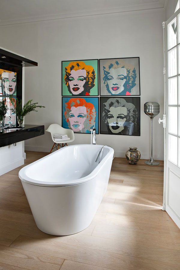 Lavabo Pop Art