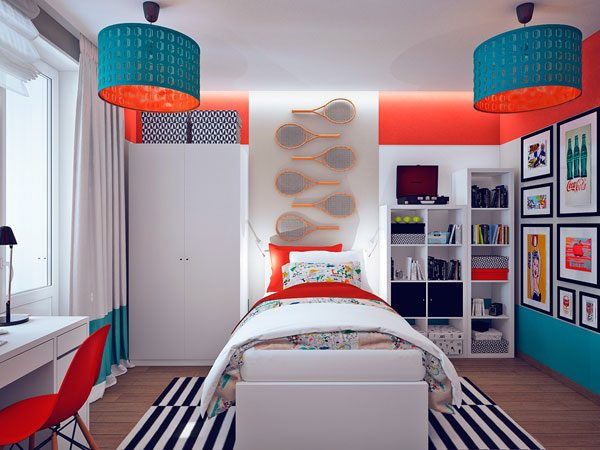 Quarto Pop Art
