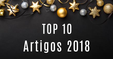 Top 10 artigos 2018 Iaza