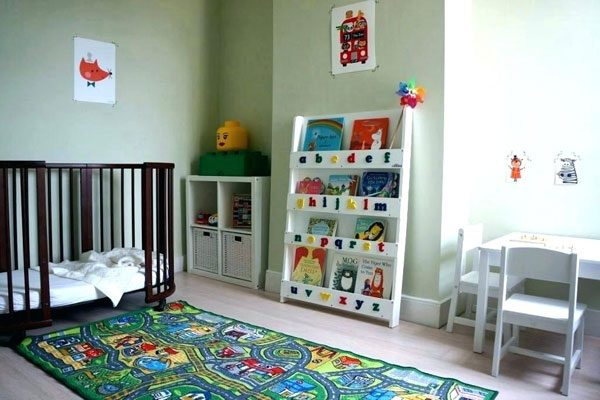 Prateleira para criança decoração montessoriana