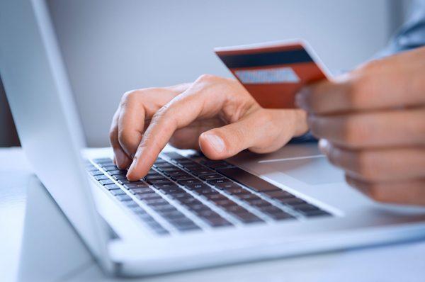 Como pagar móveis na internet