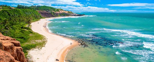 praia de pipa - praia do amor