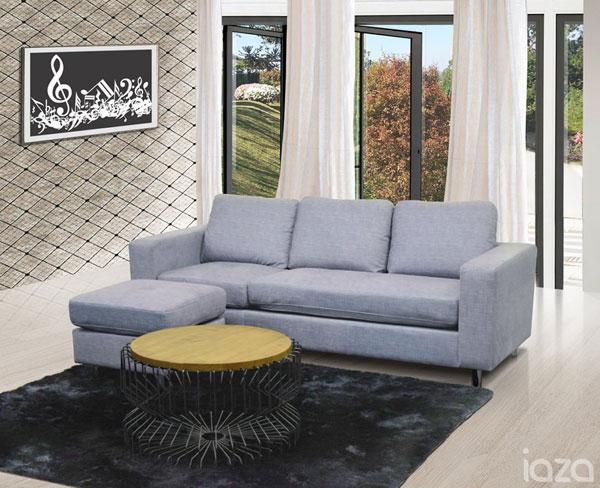 sofá perfeito para sala de estar