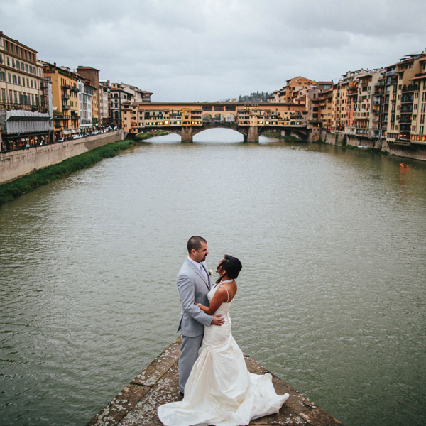 Elopement wedding em Florença