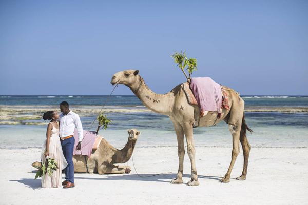 Casamento na África Kenya