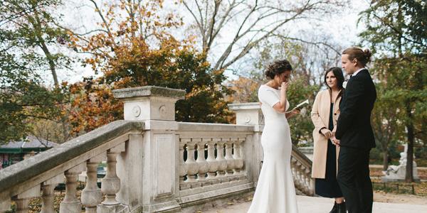 Elopement wedding o que é