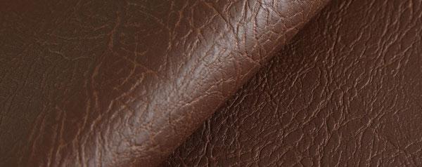 tecido couro características
