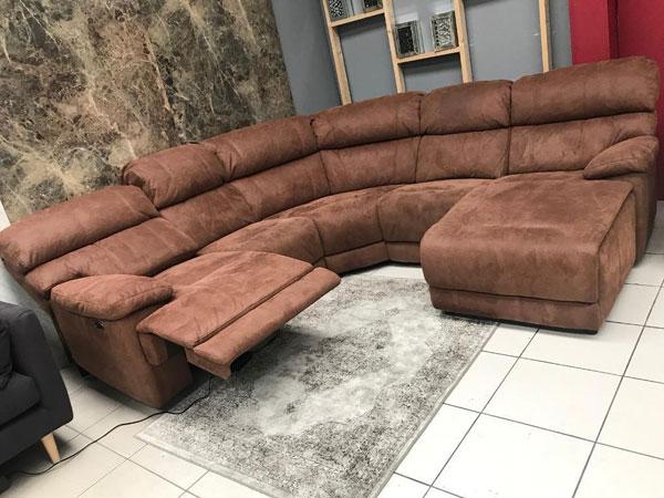 tecido suede ideal para sofa