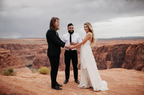 onde fazer elopement wedding