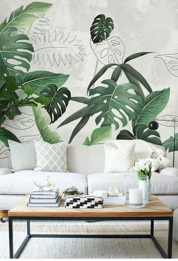 papeis de parede verde