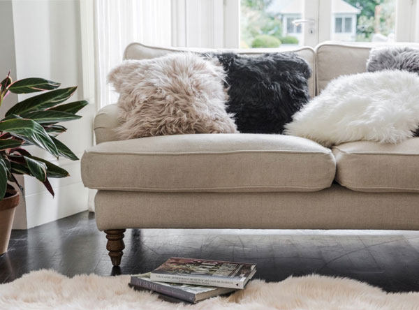 textura sofás hygge
