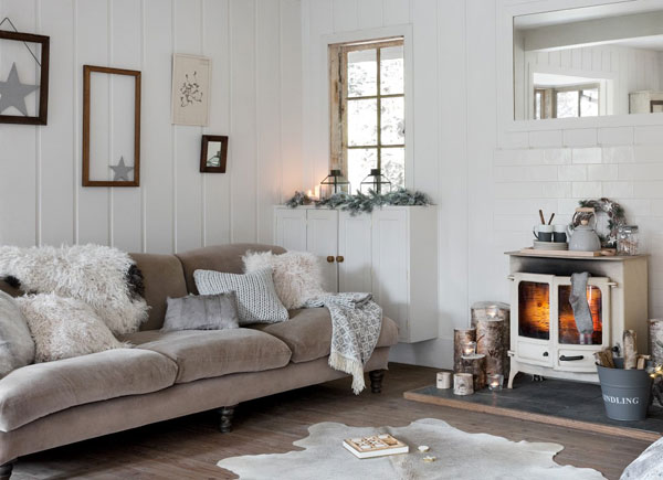 tranquilidade e conforto estilo hygge