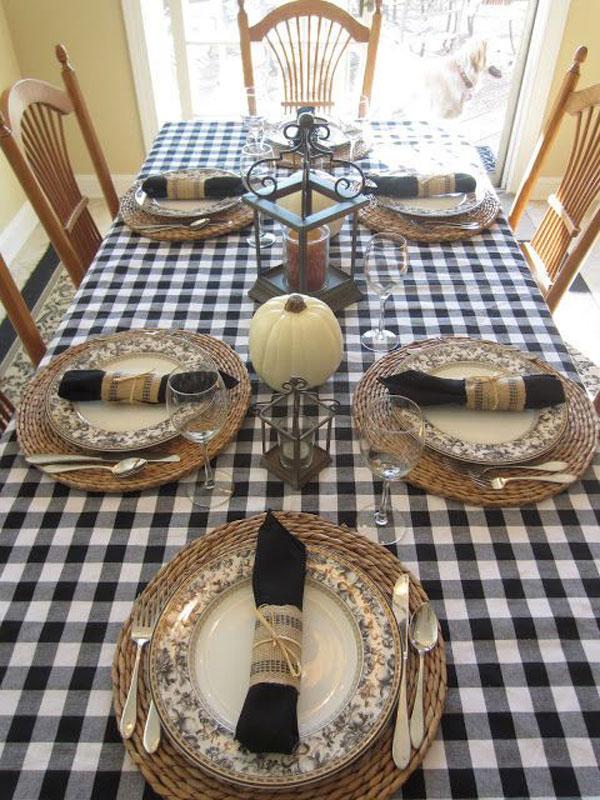 mesa de jantar de fazenda