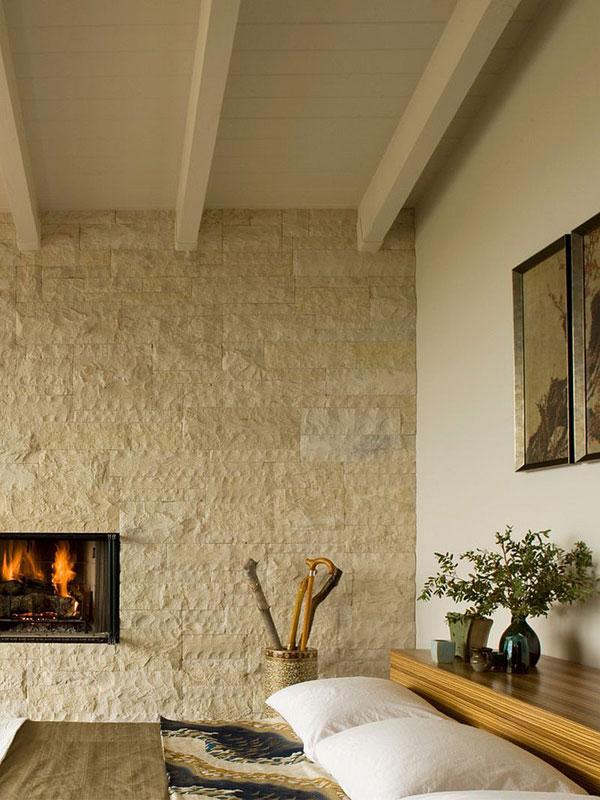 paredes de pedras estilo espanhol
