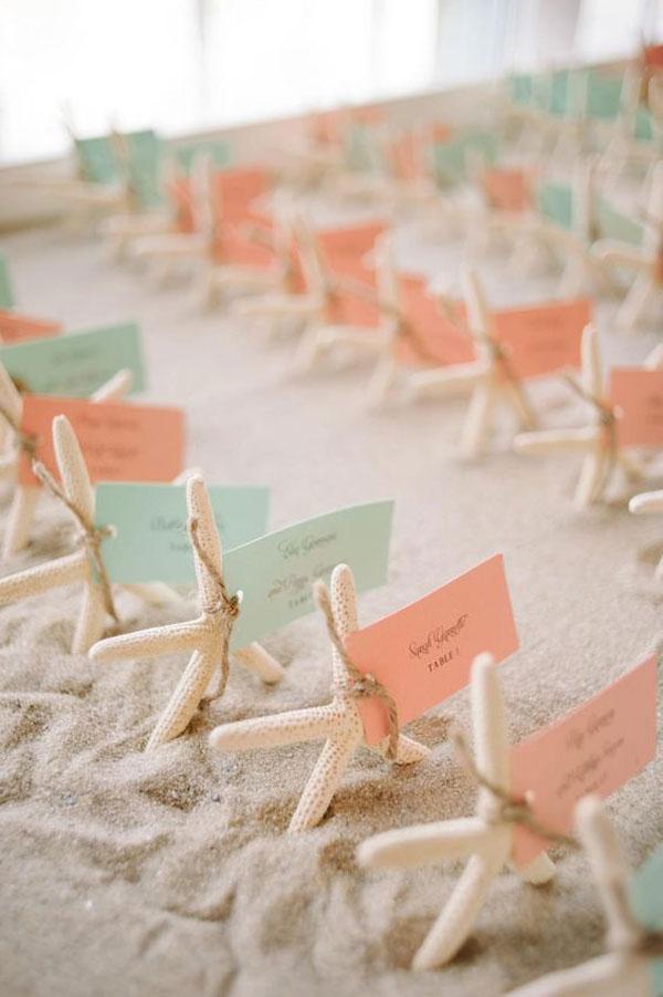 casamento living coral na praia