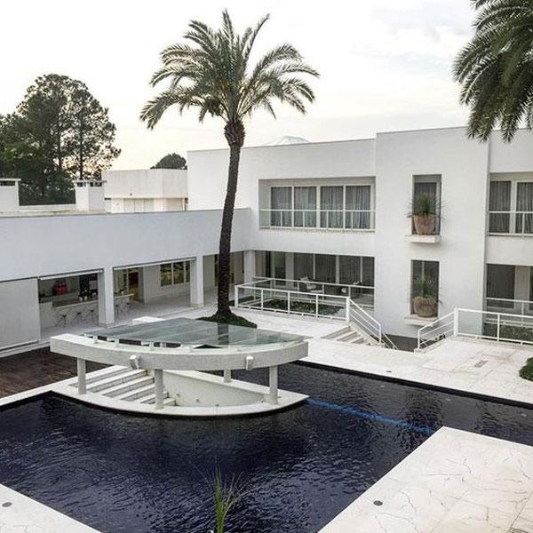 mansões dos famosos