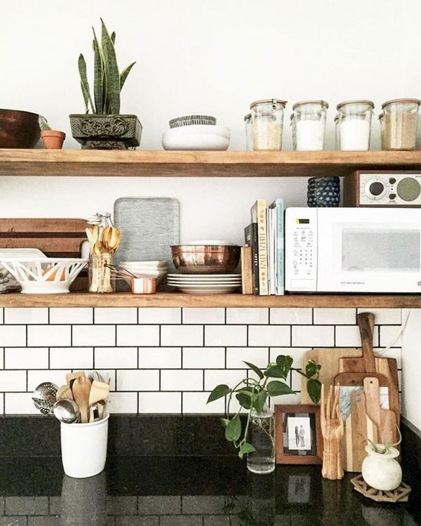 cozinha de sítio