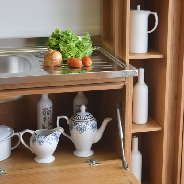 módulo de cozinha
