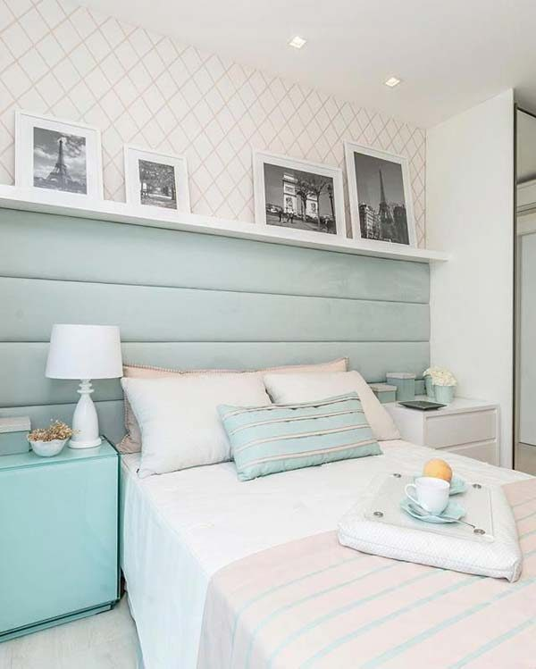 quarto com estilo feng shui