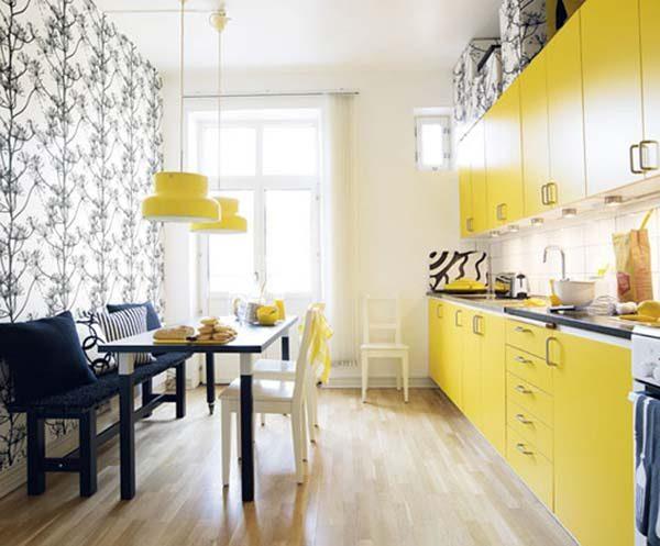 cozinha com estilo feng shui
