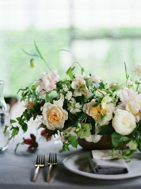 arranjo de flor para casamento