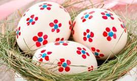 DIY: Decore cascas de ovos para a Páscoa