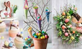 Decoração de Páscoa: 5 dicas infalíveis para transformar a sua casa