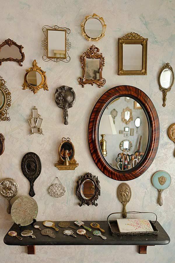 decoração co coleção
