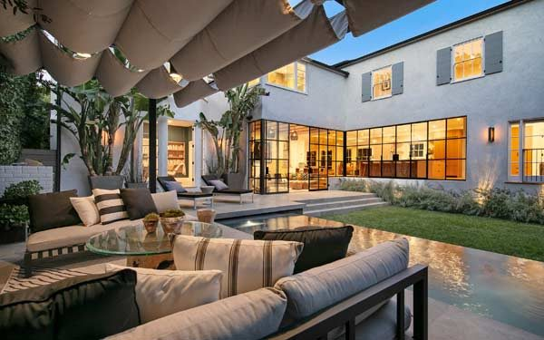 mansão do Justin Bieber