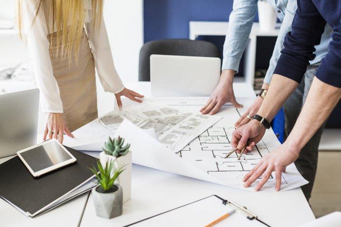 vantagens contratar um arquiteto de interiores