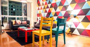 5 passos para fazer uma decoração artística na sua casa
