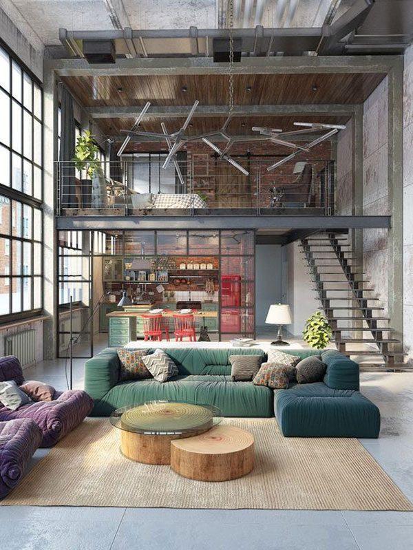 conceito aberto lofts