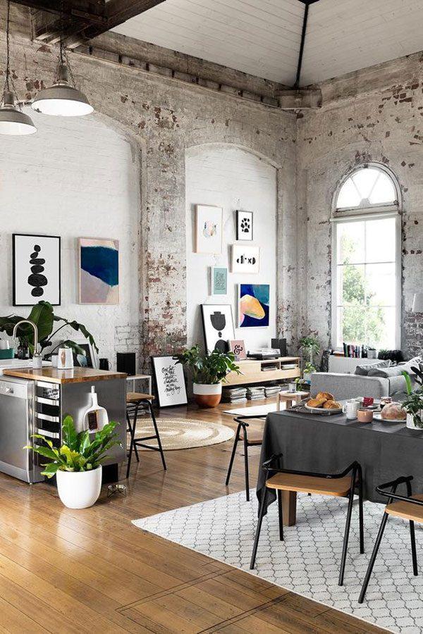 lofts mobiliados
