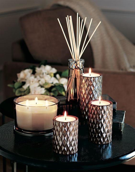 aromas na decoração