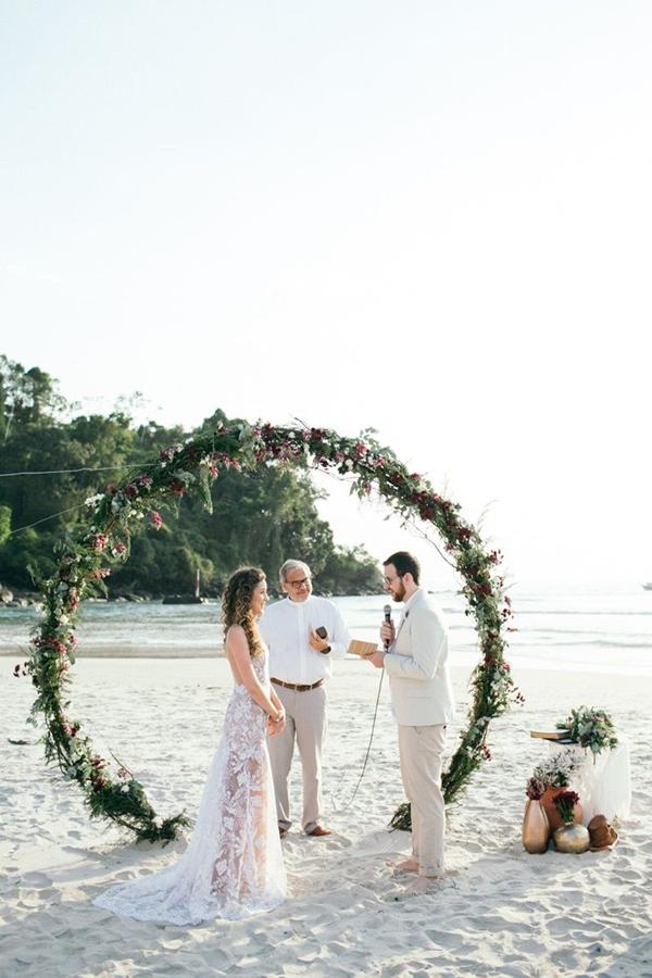 casamentos diferentes do padrão
