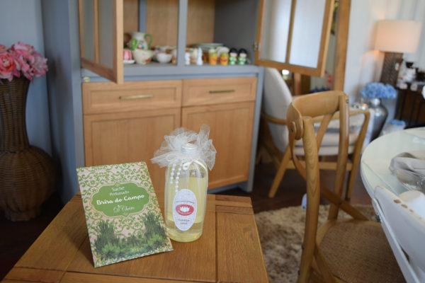 aroma na cozinha