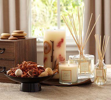 aromas no quarto