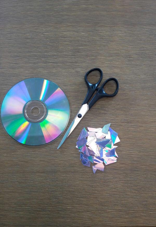 cortar os cds